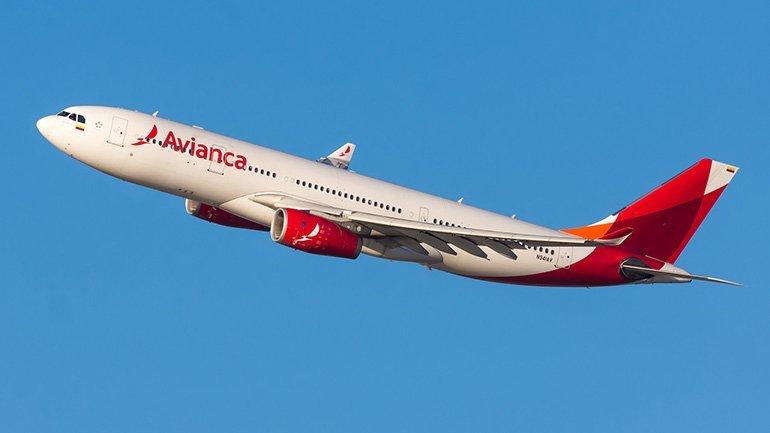 Vliegvelden Colombia Avianca