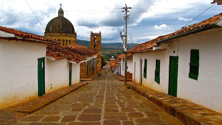 Colombia Barichara Guane