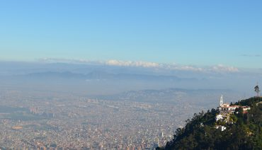bogota colombia mappea beste reistijd