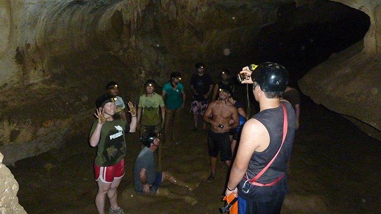 Caving San Gil Colombia