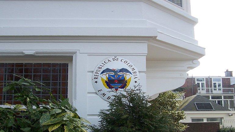 Ambassade Colombia Nederland Den Haag