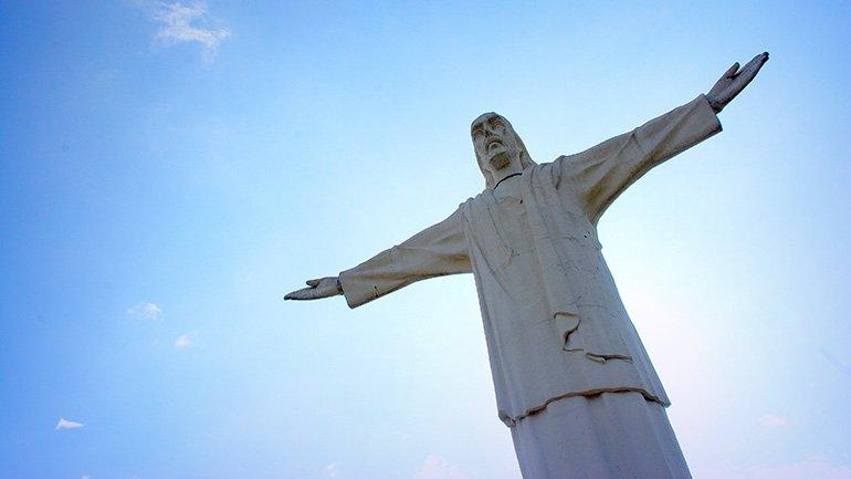 cristo rey cali colombia