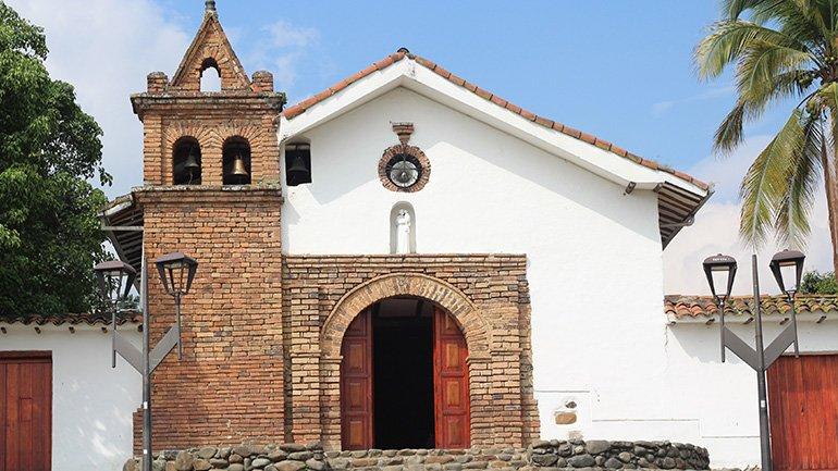 iglesia san antonio cali colombia
