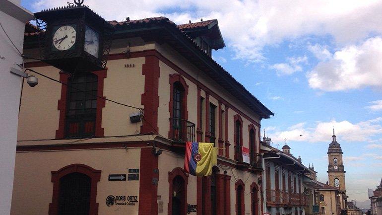 Colombia tijd Colombia tijdsverschil