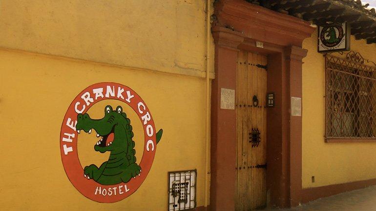 bogota hostel cranky croc colombia mappea