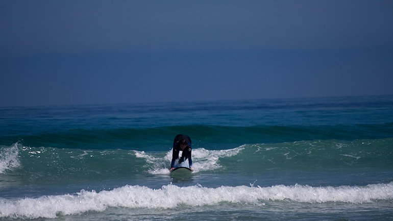Palomino surfen colombia