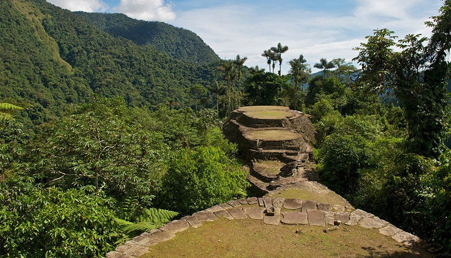ciudad perdida colombia lost city trek hike