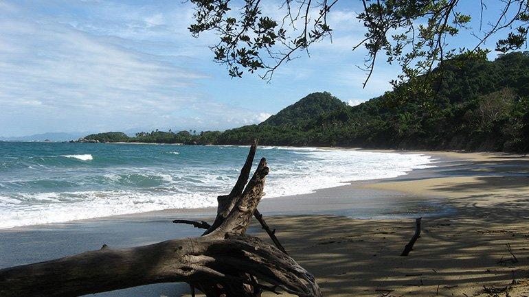 Tayrona National Park strand