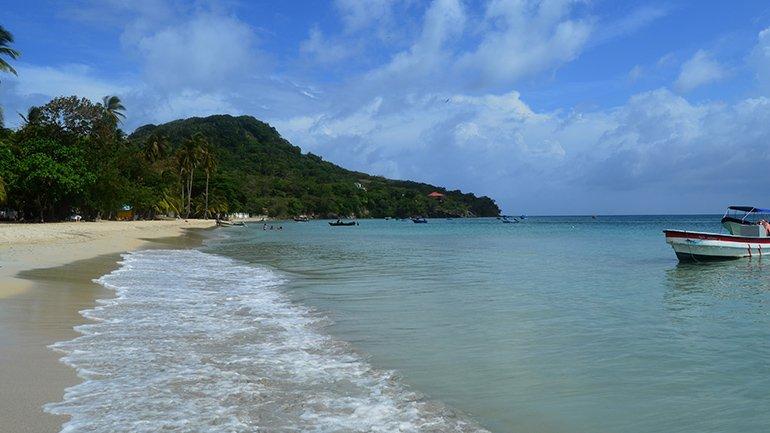 Playa Manzanillo Providencia Colombia